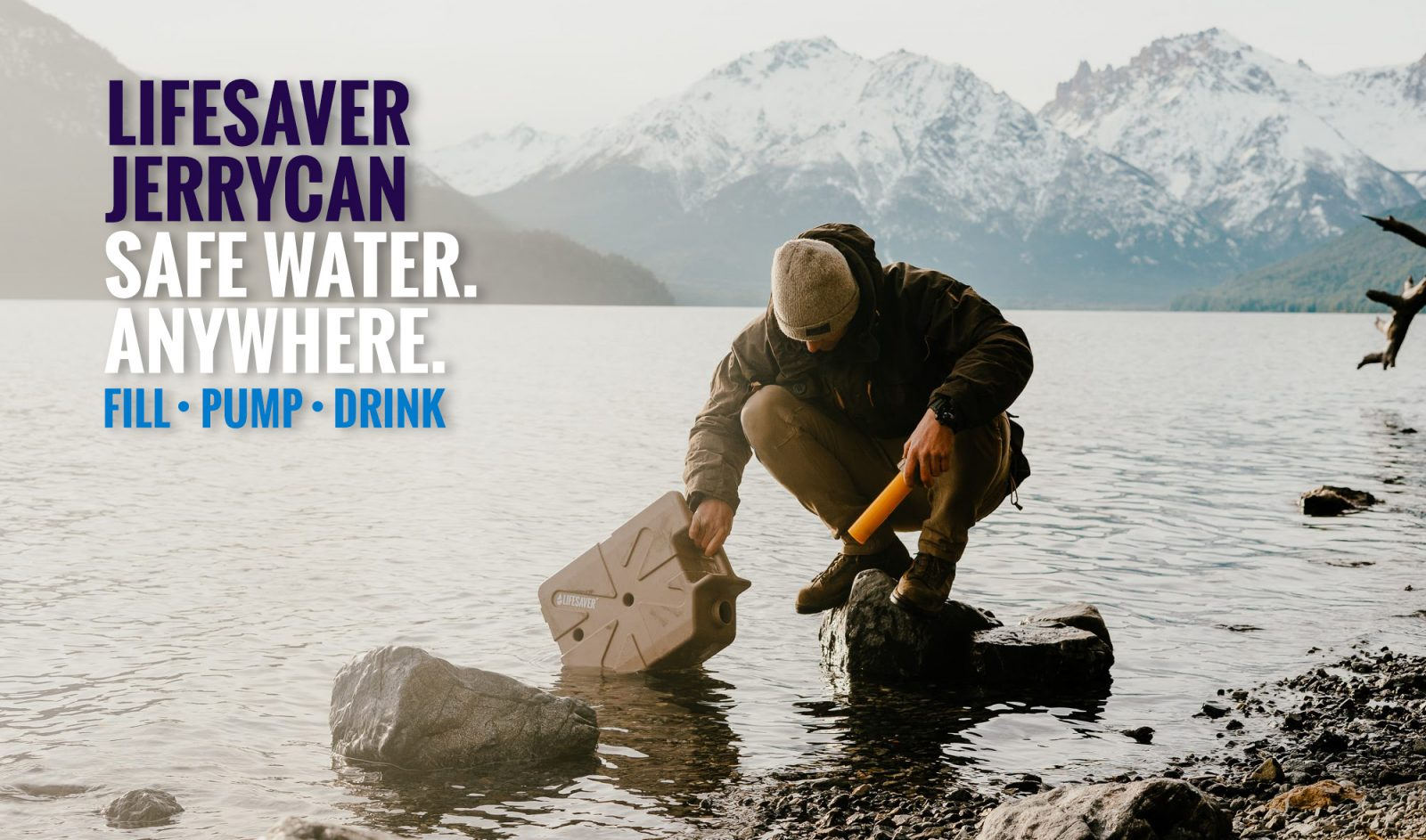 LifeSaver Portable Water Filters